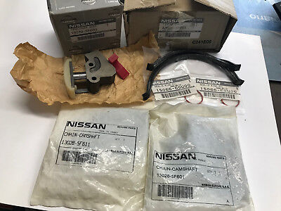 A30285F611 130705F600 130285F601 130285F611 KIT 7pz CATENA NISSAN MICRA K11 NEW
