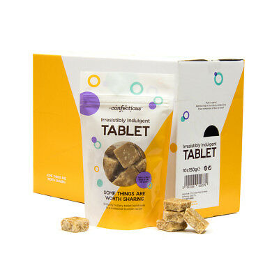 Confectious Irresistibly Indulgent Tablet - Handmade Daily - Scottish Tablet