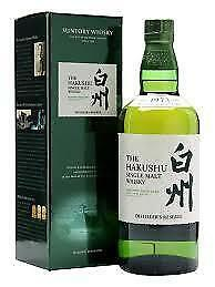The Hakushu Distillery Reserve Blended Single Malt Japanese Whisky 180 ml Min...