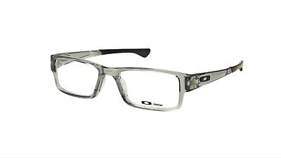 NEW Oakley AirDrop Eyeglasses Frames OX8046-0353 Grey Shadow 53-18-143