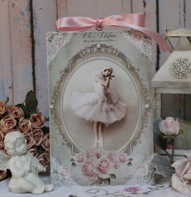 """""""Mademoiselle..."""" ~ Shabby Chic Vintage Country Cottage Style ~ Wall Décor  Sign"""