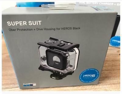 GoPro Super Suit Über Protection Dive Housing for HERO5 & HERO6 AADIV-001 NEW