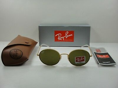 71540abd54 Ray-Ban Beat Sunglasses Rb3594 901373 Gold Frame brown Classic Lens 53Mm