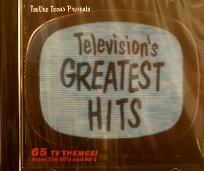TELEVISION'S GREATEST HITS - Volume #1