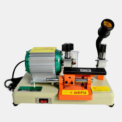 NEW 238RS 220V Automatic Key Duplicating Machine Cutting Machine Locksmith Tools