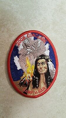 OA Section SR-1 2008 Conclave Camp V-Bar Patch