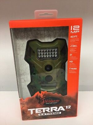 BRAND NEW IN BOX Wildgame Innovations Terra 12 Trail Camera