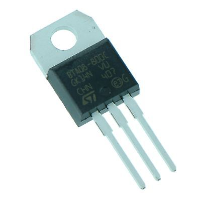 BTA12-600BRG Isolated Triac 12A 600V ST
