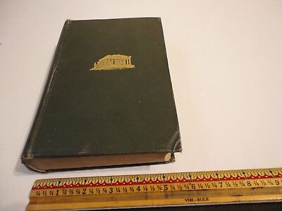 1911 A History Of The Ancient World George Botsford  1st  printing  ex-library