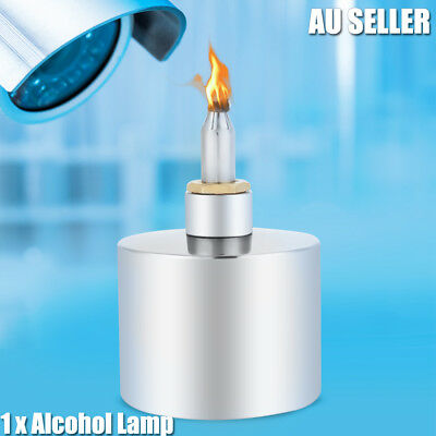 Durable Safty Protection Glass Alcohol Burner Spirit Lamp 200ML Heating Burning