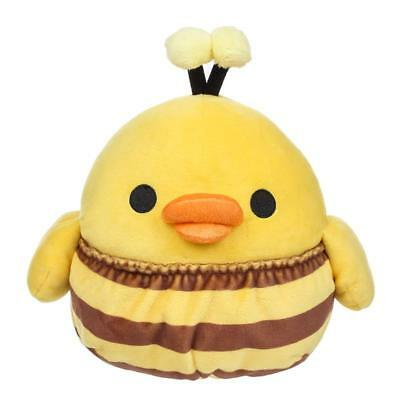 San-x Kiiroitori Honey Bee Costume Plush Stuffed Yellow Duck Honey Bee Outfit 7""