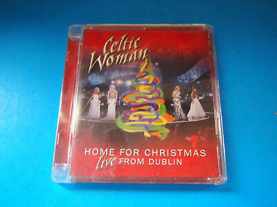 celtic woman home for christmas live from dublin concert dvd holiday music - Celtic Woman Home For Christmas