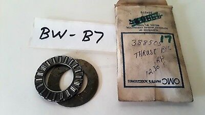 388505 NEW JOHNSON EVINRUDE OUTBOARD THRUST BEARING 0388505 Inventory E1-3