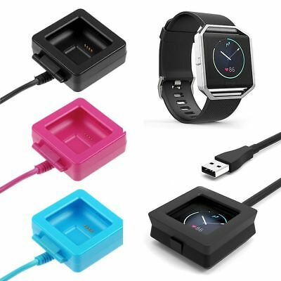 USB Charging Cable Charger Dock for Fitbit BLAZE Fitness Watch - Blaze Charger