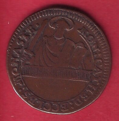 R* Munster 6 Pfenning Copper 1787 Vf Details