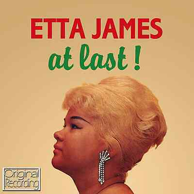 Etta James - At Last ! CD