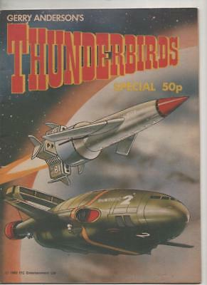 Thunderbirds Special 1982 (Polystyle Publications) Very Fine condition