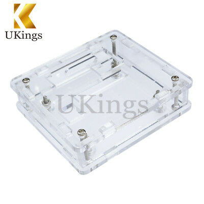 Clear Acrylic Box Case Shell Kit for XH W1209 Digital Temperature Control Module