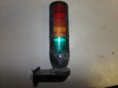 Telemecanique XVEC2B4 Signal Tower Light Stack *FREE SHIPPING*