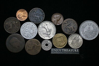 World Coins Useful Lot A72 Zw46