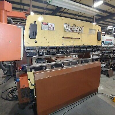 1983 DI-ACRO PROMECAM RG-35-20 6ft 35 TON PRESS BRAKE