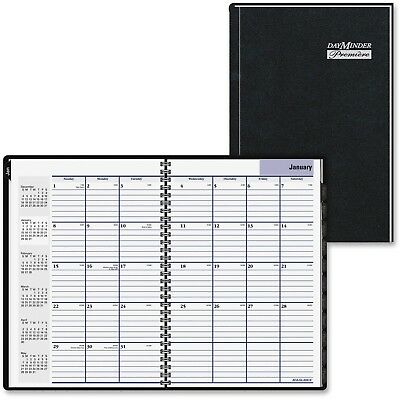 "DayMinder G470H00 Hardcover Monthly Planner. Dec. 2018-Jan 2020. 8.5"" x 11"""