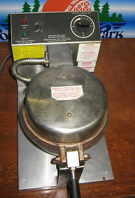 Gold Medal Giant Waffle Cone Baker Maker Machine MODEL 5020C
