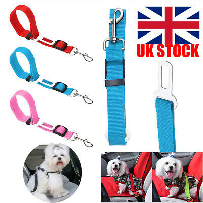 Pet Dog Travel Seat Belts Car Safety Puppy Yorkie Harnesses Lead Restraint Strap