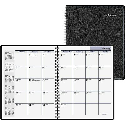 "at-A-Glance DayMinder Monthly Planner, Jan 19 - Dec 19, G40000. 6 7/8"" x 8 3/4"""