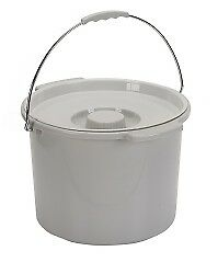 Commode Bucket, MFR 11108 1/EA