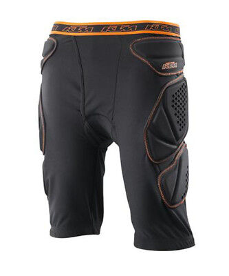 Ktm Protective Riding Under Shorts Memory Foam Padded Size Xl 3Pw1522005