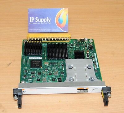 Cisco SPA-1X10GE-L-V2 1-Port 10 Gigabit Ethernet Shared Port Adapter SIP 601 KCK