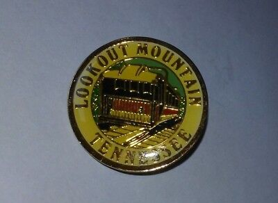Lookout Mountain Tennessee lapel pin Tie Tack