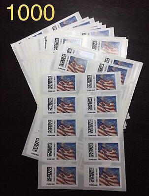 1000 Usps Forever Stamps - Discounted Cheap Postage -