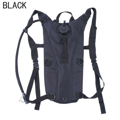 AU Tactical Bike Bicycle Hiking Water Bladder Bag Camel Hydration Packs Pouch