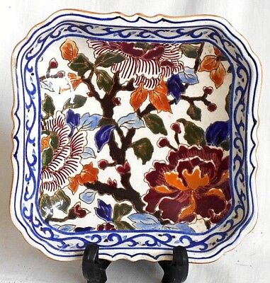 Late C19Th Gien French Faience Dish