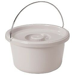 Commode Bucket, MFR 11108 12/CS