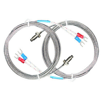 0.2-5M 0.6-16ft K Type Thermocouple Temperature Controller 0-400℃ Sensor Probe