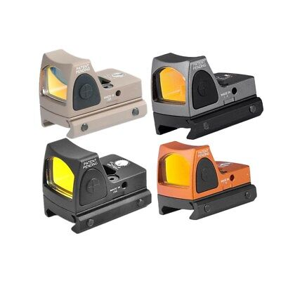 RMR Style Adjustable Reflex Red Dot Sight 3.25 MOA Mini Scope 4 kinds of color