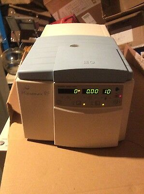 Microlite RF refrigerated centrifuge, excellent