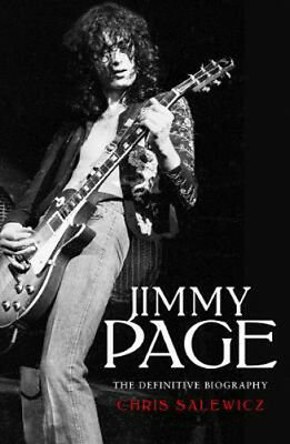 Jimmy Page: The Definitive Biography | Chris Salewicz