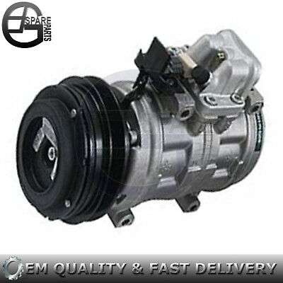 For A//C Compressor w// Clutch OEM DENSO Rebuilt For Mercedes R107 W126