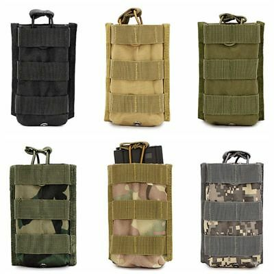 Small Tactical Military Molle Magazine Open Top Utility Belt Straps Pouch Bags