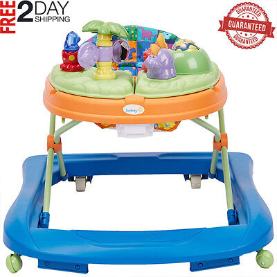 Baby Activity Center Walker With Wheel Toddler Walking Toy height adjustable Age