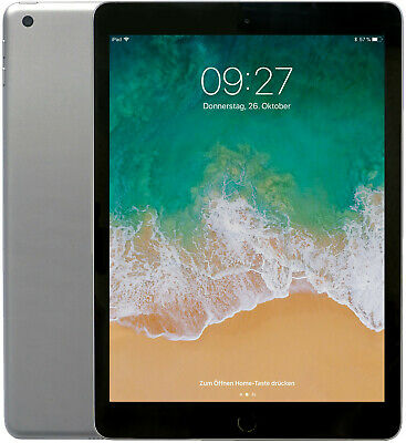"Apple iPad (2018) 6. Generation 32GB/ 128GB 9,7"" WiFi + Cellular LTE spacegrau"