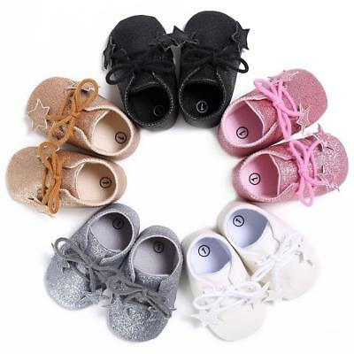 Lovely Baby Girls Princess Shoes Footwear for Toddlers First Walker BD