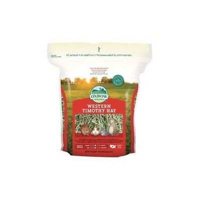 Oxbow Western Timothy Hay 425g  (PACK OF 4)