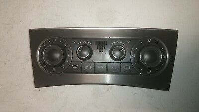 MERCEDES BENZ ML Class W163 AC Heater Climate Control Panel Switch