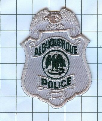 Police Patch Embroidered Mini-Patch  - New Mexico - Albuquerque Police