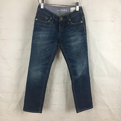 Gap Kids Sz 6 Super Skinny Kids Jeans Sz 6 (tub S)